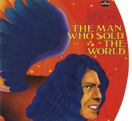 The Man Who Sold The World 1970 Pushing Ahead Of The Dame