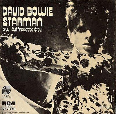 Starman | Pushing Ahead of the Dame