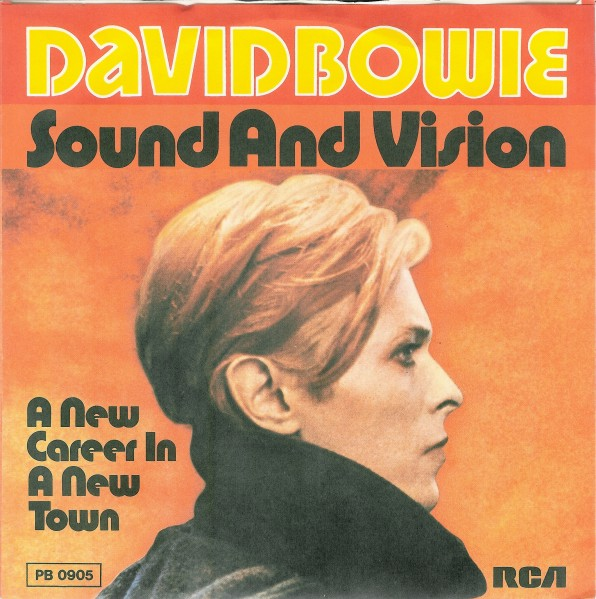 Image result for david bowie sound and vision