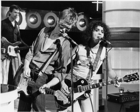 Marc Bolan Pushing Ahead Of The Dame