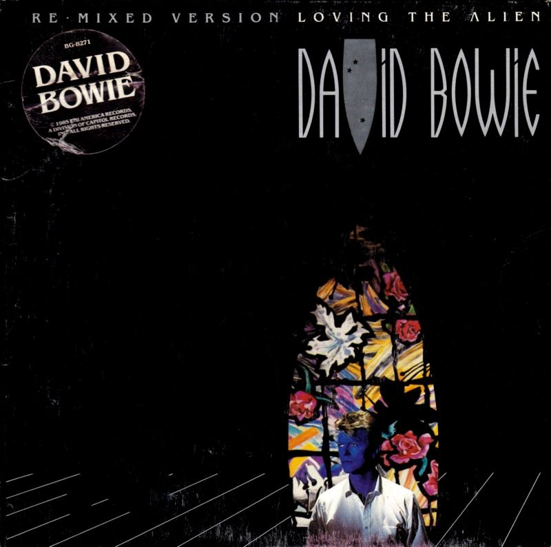 Lyric david bowie word on a wing lyrics : Loving the Alien | Pushing Ahead of the Dame