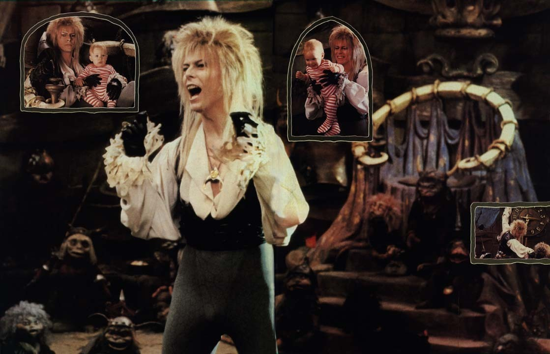 Labyrinth Ost 1986 Pushing Ahead Of The Dame