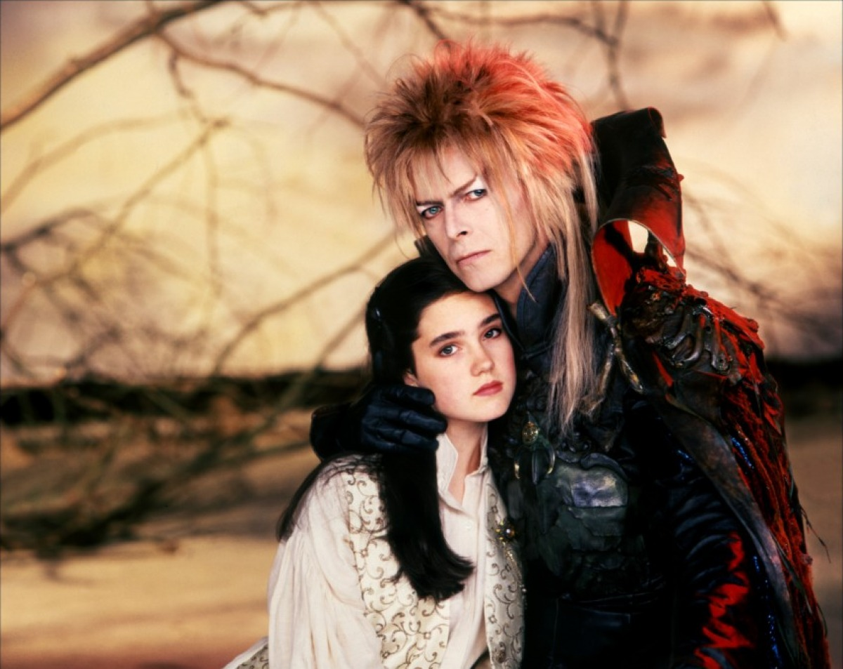 Labyrinth OST: 1986 | Pushing Ahead of the Dame Labyrinth David Bowie