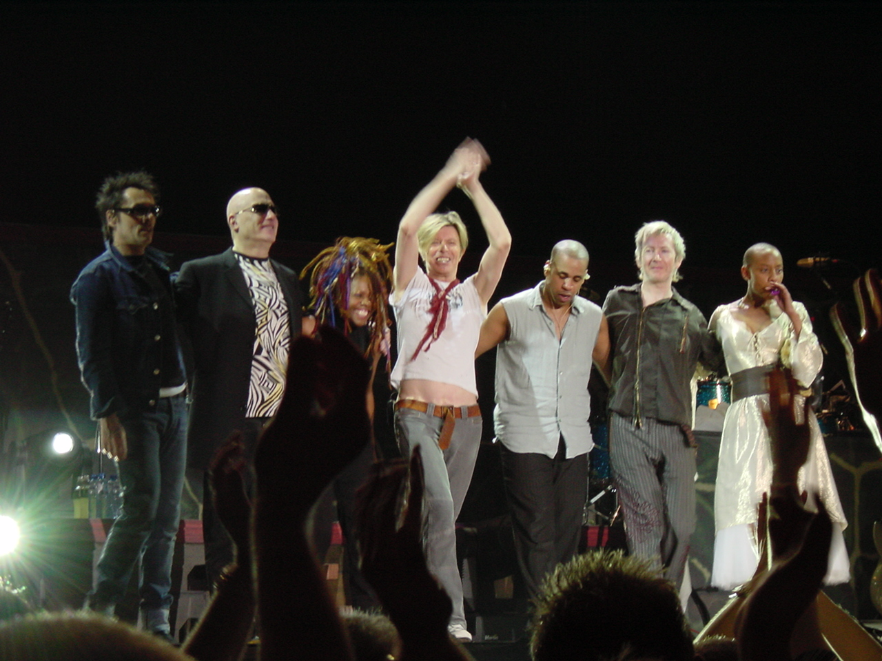 The Last Tour Pushing Ahead Of Dame Johnny5shortcircuit2 Bowie Birmingham 9