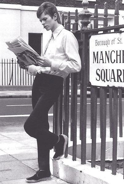 David Bowie, 1965 image