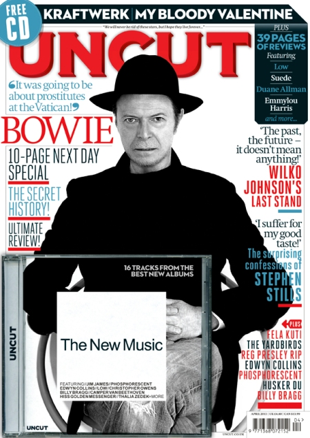U191 Bowie cover CMYK fin MM.indd